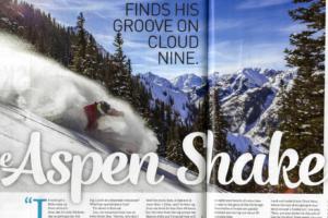 The Aspen Shake – Ski Canada Magazine December 2014