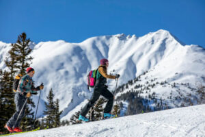 Talking Uphill Skiing with the Washington Post