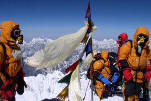 Aspen's Mahon summits Mt. Everest